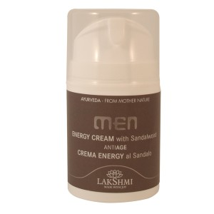 energy cream sandelwood
